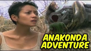 Anakonda Adventure Telugu Full Movie | Telugu Dubbed Movie | Hollywood Adventure Movie 2016