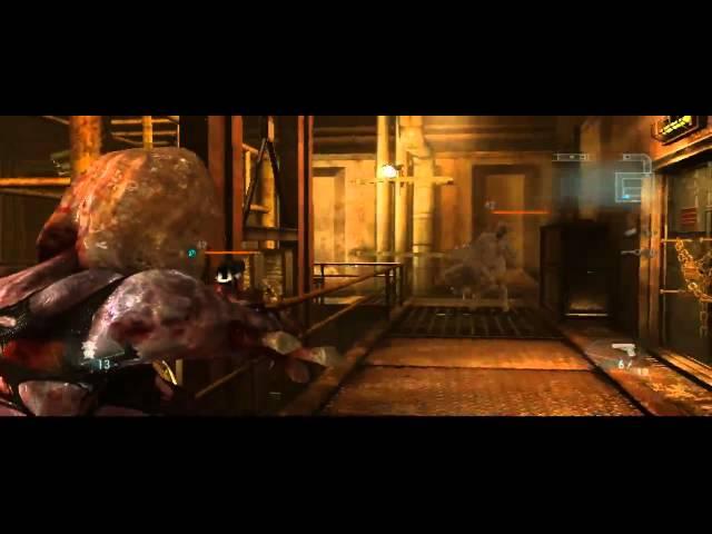 Resident Evil Revelations Modo Asalto - Nivel 8 parte1