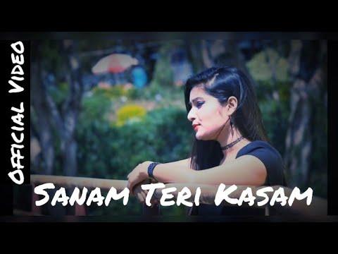 SANAM TERI KASAM FEMALE COVER ft.Kankana |ankit tiwari| Himesh | Harshvardhan|