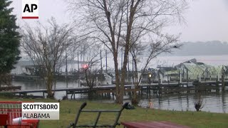 Alabama fire chief confirms deaths in dock fire