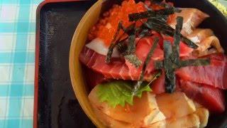 【殿堂入り】横浜中央卸売市場の厚生食堂 800円でこのクオリティ