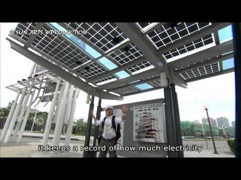 s01e02 Solar panel bus station