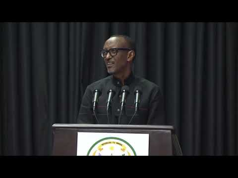 Unity Club | Remarks by President Kagame | Kigali, 26 October 2018