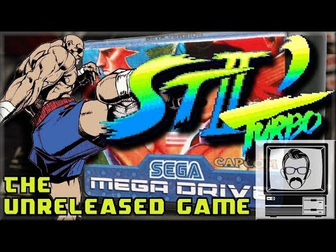 The Genesis Street Fighter 2 Which Never Was | Nostalgia Nerd