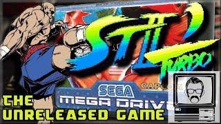 The Genesis Street Fighter 2 Which Never Was | Nostalgia Nerd