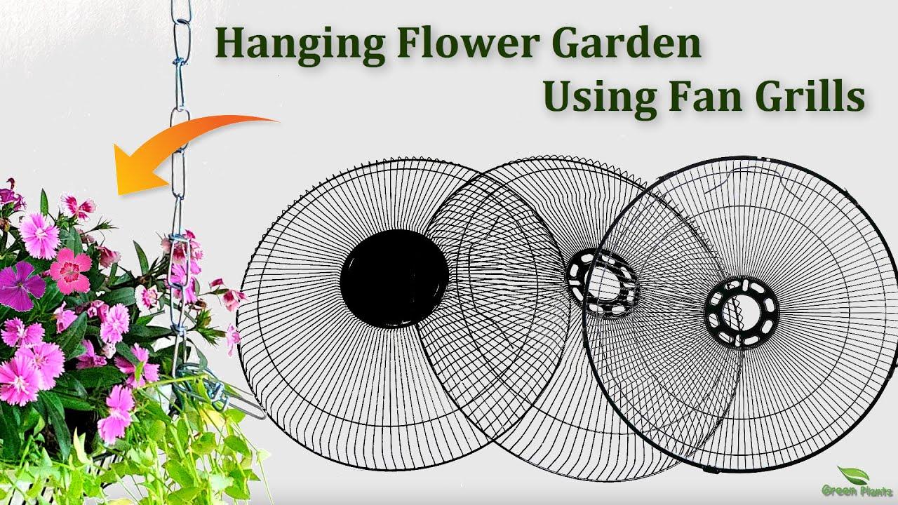 Hanging Vertical Garden Ideas for Home | Vertical Flower Garden Ideas | Hanging Garden//GREEN PLANTS