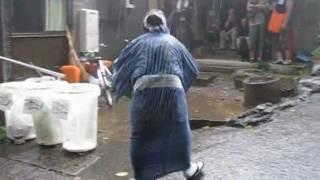 雨に濡れながら~柳家喬太郎~第10回円朝まつり