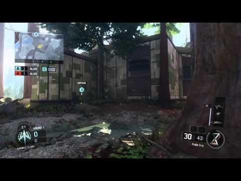 Insane Redwood Combat Axe Bomb Defend
