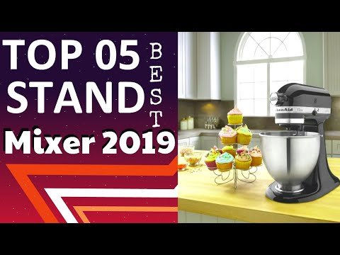 KitchenAid Stand Mixer Review  - ✅ top 5 best Stand Mixer 2019  Highly Reviewed Stand Mixers