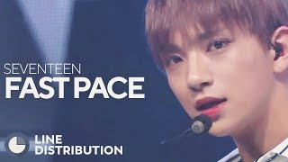 Fast pace (line distribution ...