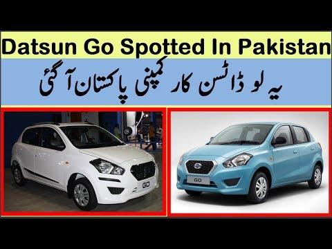 Datsun Go In Pakistan Complete Details 2019