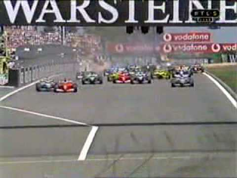 European Grand Prix 2001