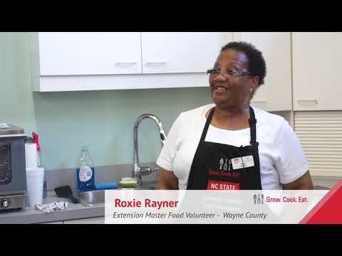 Extension Master Food Volunteer program (2018)