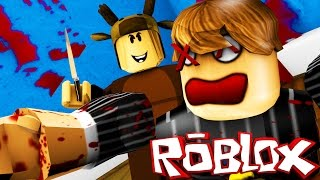 Roblox Adventures / Murder Mystery / Murder in the Bathroom! Escape the Killer!