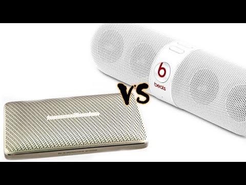 Beats Pill 2 0 vs Harmon Kardon Esquire Mini
