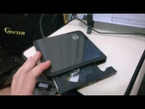 Dica Drive DVD Externo para Notebook