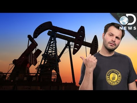 Where Does All Our Oil Come From?