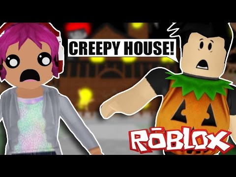 Jogo THE HAUNTED HOUSE | Roblox Obby Online Gratis