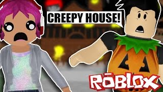 The Haunted House | Roblox Obby