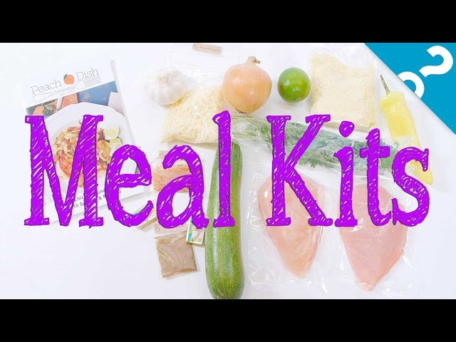 How Meal Kits Work