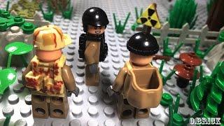 S.T.A.L.K.E.R - Лего мультик 1 серия / Lego cartoon