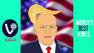 Funniest Roast Of Donald Trump Vines  World's Best Videos