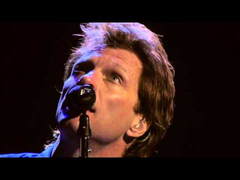 Bon Jovi Hallelujah 2008