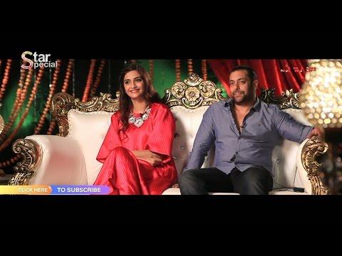 "Salman Khan & Sonam Kapoor Talk About ""Prem Ratan Dhan Payo"" Exclusive Only On MTunes HD"