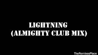 The Wanted - Lightning Remix (Almighty Club Mix)