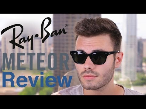 60e09a3c705 Ray-Ban Meteor Review - YouTube