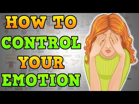 3 Ways to Control Your Emotion - Motivational Video