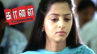Kaalai | Kaalai Tamil Full Movie scenes | Dhandapani gets afraid of Simbu | STR Mass Scene | Vedhika