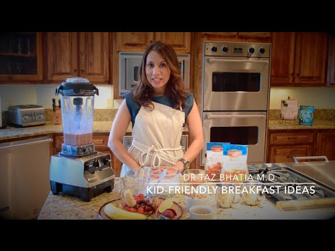 Healthy Breakfast Ideas for Busy Families