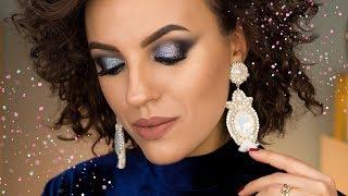 TRUCCO CAPODANNO FACILE CON DUE OMBRETTI! Chiaroscuro Makeup