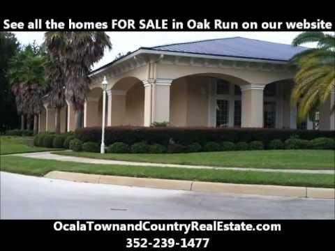Homes For Sale Florida Retirement Oak Run