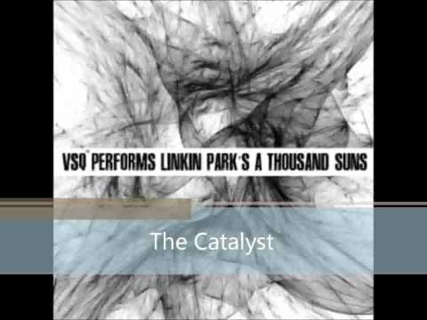 The Catalyst - Vitamin String Quartet tribute to Linkin Park