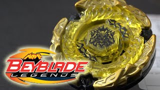 Hades Kerbecs BD145DS Beyblade LEGENDS (BB-99) Unboxing & Review! - Beyblade Metal Masters