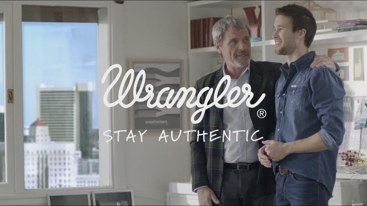 90467c8480 Wrangler - Stay Authentic - YouTube