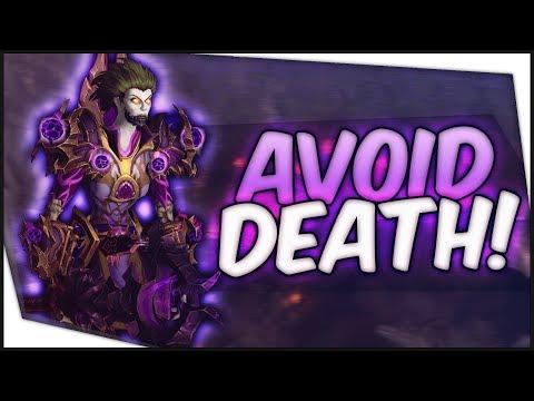 BFA Shadow Priest PvP - Avoid Death!