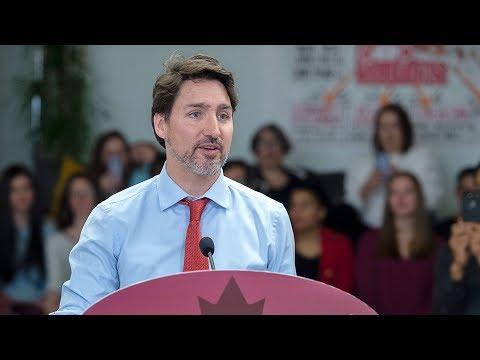 Justin Trudeau 'confident' in Canada's overall response to COVID-19