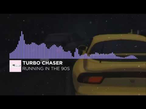 Initial D - Running In The 90s (Turbo Chaser)