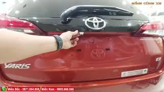 Toyota Yaris giá 620 triệu, sự lựa chọn cực kì hợp lý dành cho gia đình