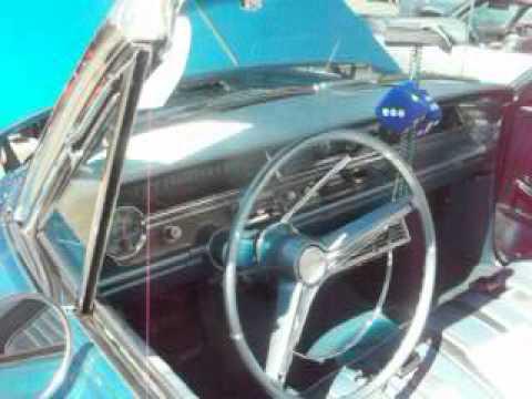 1963 Pontiac Parisienne Convertible (Canadian model)