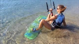 Jak wykonać start na kitesurfingu?