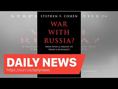 Daily News - War with Russia? by Geoffrey Roberts review: A stern warning