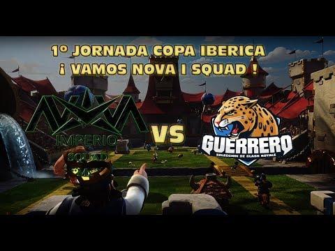 COPA IBERICA - NOVA I SQUAD MX VS GUERRERO - EL DIRECTO DE WEED MAY