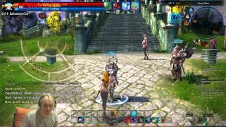 TERA The Exiled Realm of Arborea MMORPG #03 The World of TERA LVL1-9