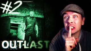 Outlast - Part 2 | EXTREMELY TENSE | Gameplay Walkthrough - Commentary/Face cam reaction