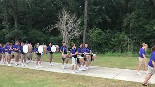 Hanahan High & Drum-Line Cadence