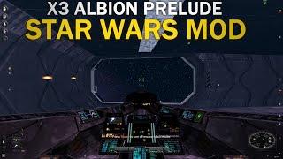 X3AP Star Wars Mod (Rebel Alliance) - Episode 18 V-19 Torrent Starfighter!
